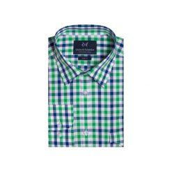 Koszula 1911 2. Zielone koszule męskie marki QUECHUA, m, z elastanu. Za 89,99 zł.