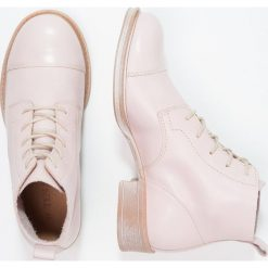 Buty damskie: Ten Points Ankle boot light pink