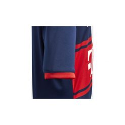 T-shirty z krótkim rękawem Dziecko  adidas  Koszulka wyjazdowa Bayern Monachium. Niebieskie bluzki dziewczęce z krótkim rękawem Adidas. Za 279,00 zł.