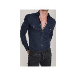 Koszula BLACK COLT CLASSIC 2. Czerwone koszule męskie na spinki marki Guns&tuxedos, m, button down. Za 399,00 zł.
