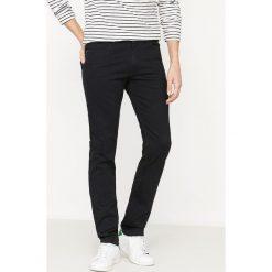 Dżinsy o kroju slim z denim ze stretchem. Szare jeansy męskie slim marki La Redoute Collections. Za 141,08 zł.