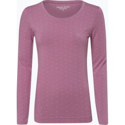 Marie Lund - Damska koszulka z długim rękawem, różowy. Czerwone t-shirty damskie Marie Lund, m, z bawełny. Za 89,95 zł.