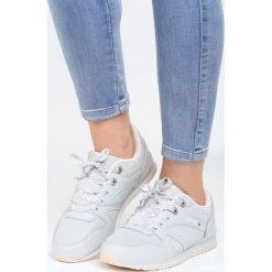 Szaro-Różowe Buty Sportowe Frame. Czerwone buty sportowe damskie marki Born2be. Za 99,99 zł.