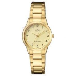 Biżuteria i zegarki męskie: Zegarek Q&Q Męski QA45-003 Klasyczny