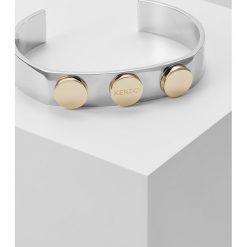 Bransoletki damskie na nogę: Kenzo BIKE BRACELET Bransoletka silvercoloured