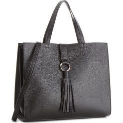 Torebka CREOLE - K10519 Czarny. Czarne torebki klasyczne damskie Creole, ze skóry. W wyprzedaży za 229,00 zł.