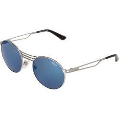 Okulary przeciwsłoneczne damskie: VOGUE Eyewear Okulary przeciwsłoneczne silvercoloured/blue mirror