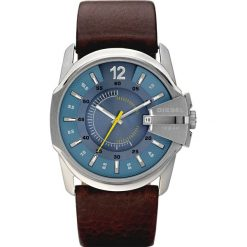 Zegarek DIESEL - Master Chief DZ1399 Dark Brown/Silver Steel. Brązowe zegarki męskie Diesel. Za 589,00 zł.