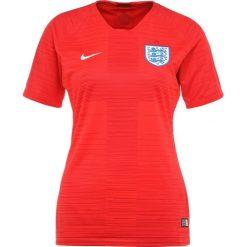 Nike Performance ENT ENGLAND AWAY Koszulka reprezentacji challenge red/gym red/white. Czerwone bluzki sportowe damskie Nike Performance, xs, z materiału. Za 359,00 zł.