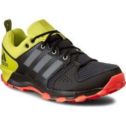 Buty adidas - Galaxy Trail M AQ5921 Czarny Kolorowy. Czarne buty trekkingowe męskie Adidas, z materiału, do biegania. W wyprzedaży za 189,00 zł.