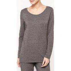 Piżamy damskie: Góra piżamy z długim rękawem