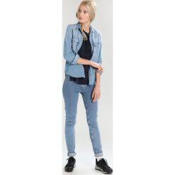 Topy sportowe damskie: super.natural COMFORT JAPAN TEE Tshirt basic navy blazer