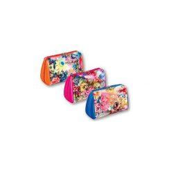 TOP CHOICE Kosmetyczka damska Paradise trójkątny bok (92619). Różowe kosmetyczki damskie TOP CHOICE. Za 16,78 zł.