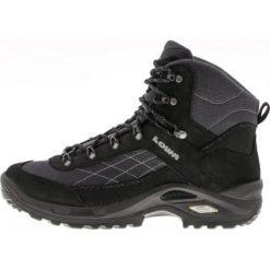 Lowa TAURUS GTX  Buty trekkingowe schwarz/grün. Czarne buty trekkingowe męskie Lowa, z materiału, outdoorowe. W wyprzedaży za 447,20 zł.