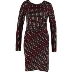 Sukienki hiszpanki: Smash LECCA Sukienka letnia wine