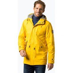 Derbe - Kurtka męska, żółty. Żółte kurtki męskie marki Derbe, l, z gumy, eleganckie. Za 649,95 zł.