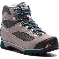 Trekkingi DOLOMITE - Zernez Gtx Wmn GORE-TEX 248116-0977004 Pewter Grey/Deep Teal. Szare buty trekkingowe damskie Dolomite. W wyprzedaży za 599,00 zł.