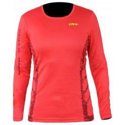 One Way Koszulka Sportowa Stringer Wo L/S Shirt Pink L. Różowe bluzki sportowe damskie One Way, l, z długim rękawem. Za 185,00 zł.
