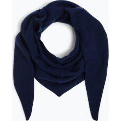 Apriori - Damski szalik z czystego kaszmiru, niebieski. Niebieskie szaliki damskie marki Apriori, l. Za 349,95 zł.