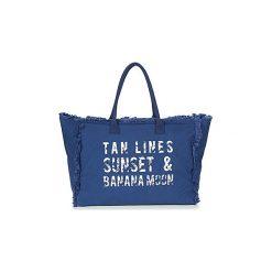 Shopper bag damskie: Torby shopper Banana Moon  TANSWASHLYPX4