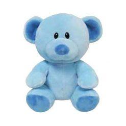 Maskotka Baby niebieski miś Lullaby (253724). Niebieskie przytulanki i maskotki marki TY. Za 24,99 zł.