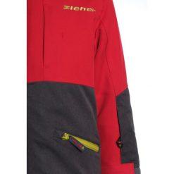 Kurtki chłopięce: Ziener ARENT Kurtka snowboardowa red pop stru