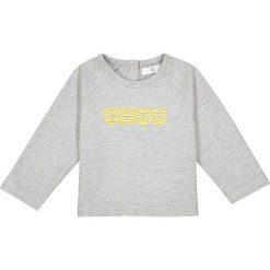 Bluzy niemowlęce: Bluza z napisem – 0-24 mies.