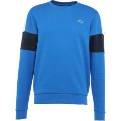 Lacoste Sport Bluza blue royal/white/navy blue. Niebieskie bluzy męskie marki Lacoste Sport, m, z materiału. Za 419,00 zł.