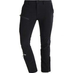 Chinosy męskie: 8848 Altitude HEKLA TRAIL PAINT Spodnie materiałowe black