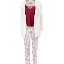 Piżamy damskie: Etam GAIA SET Piżama powder pink