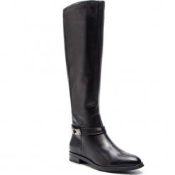 Oficerki TAMARIS - 1-25576-31 Black 001. Szare buty zimowe damskie marki Tamaris, z materiału, z okrągłym noskiem. Za 469,90 zł.