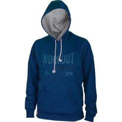 Bejsbolówki męskie: Brugi Bluza męska 4FA3-397 Bluette r. XXL