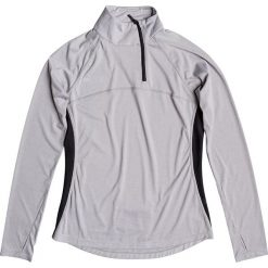Koszulka funkcyjna w kolorze szarym. Białe t-shirty damskie marki Roxy, l, z nadrukiem, z materiału. W wyprzedaży za 105,95 zł.