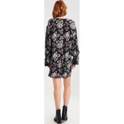 Sukienki hiszpanki: AllSaints ASTER KASURI DRESS Sukienka letnia washed black