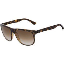 Okulary przeciwsłoneczne damskie aviatory: RayBan Okulary przeciwsłoneczne brown
