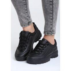 Czarne Sneakersy Back To Us. Czarne sneakersy damskie vices, z materiału. Za 89,99 zł.