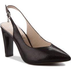 Sandały damskie: Sandały CAPRICE - 9-29603-20 Black Reptile 010