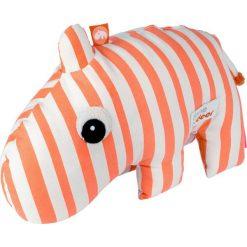 Przytulanka Done by deer hipopotam. Różowe przytulanki i maskotki marki Done by Deer, z bawełny. Za 77,00 zł.