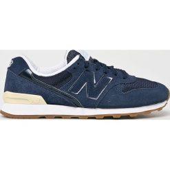 New Balance - Buty WR996FSC. Szare buty sportowe damskie New Balance, z materiału. W wyprzedaży za 349,90 zł.