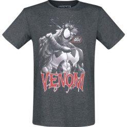 Venom (Marvel) We're Back T-Shirt odcienie ciemnoszarego. Szare t-shirty męskie z nadrukiem marki Venom (Marvel), s, z okrągłym kołnierzem. Za 74,90 zł.