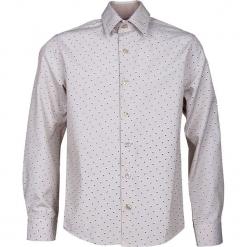 Koszula - Slim fit - w kolorze granatowym. Brązowe koszule chłopięce Paglie, New G.O.L & more, z klasycznym kołnierzykiem. W wyprzedaży za 79,95 zł.