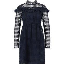 Sukienki hiszpanki: True Decadence Sukienka koktajlowa navy