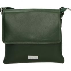 Torebka - 4-293-O S CIP. Szare torebki klasyczne damskie Venezia, ze skóry. Za 259,00 zł.