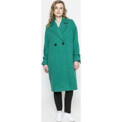 Vero Moda - Płaszcz Siena. Szare płaszcze damskie pastelowe Vero Moda, m, z elastanu, klasyczne. W wyprzedaży za 179,90 zł.