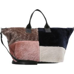 Shopper bag damskie: Cosmoparis Torba na zakupy marine/multi