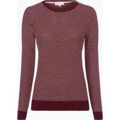 Marie Lund - Sweter damski, czerwony. Czerwone swetry klasyczne damskie Marie Lund, l, z dzianiny, z okrągłym kołnierzem. Za 179,95 zł.