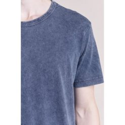 Current/Elliott CLASSIC FIT BOUND  Tshirt basic fog moon. Szare koszulki polo Current/Elliott, m, z bawełny. W wyprzedaży za 353,40 zł.