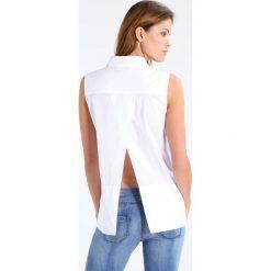 Bluzki asymetryczne: JUST FEMALE NEVILLE Bluzka white