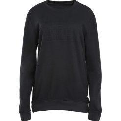 Czarna Bluza Did You Forget. Czarne bluzy męskie marki Born2be, l, z aplikacjami, z dresówki. Za 49,99 zł.