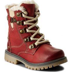 Trapery LASOCKI KIDS - CI12-ASPEN-04 Czerwony 1. Niebieskie buty zimowe chłopięce marki Timberland, z gumy. Za 139,99 zł.